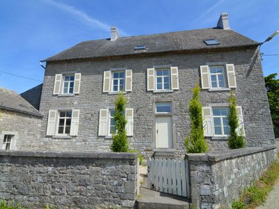 Photo for Charming holiday home for families with fireplace located near Dinant