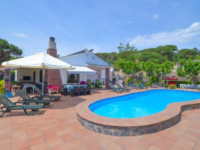 Photo for Club Villamar - Cozy house with private pool offers a quiet place to enjoy unforgettable holidays