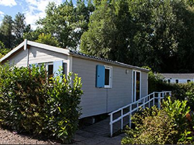 Photo for Camping La Ferme Erl **** - Chalet Espace 3 Rooms 5/7 Persons
