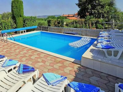 Photo for Charming Holiday Home in Kaštel with Pool