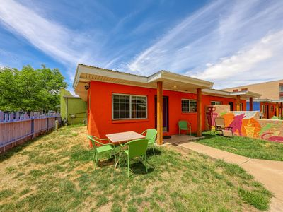 Photo for Charming downtown condo w/ shared hot tub - near Arches!
