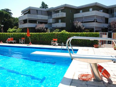 Photo for Apartment Giardino  in Riccione, Emilia Romagna - 4 persons, 1 bedroom