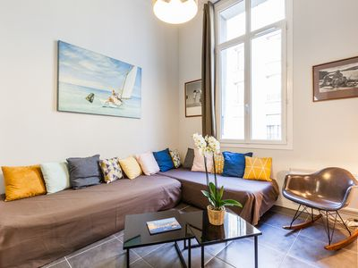 Photo for Alain · Apartment ideally located on the Old Port