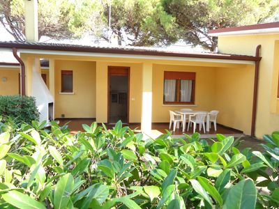 Photo for Holiday house with giardino and parcheggio