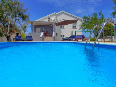 Photo for Vacation home Ana in Privlaka - 8 persons, 3 bedrooms