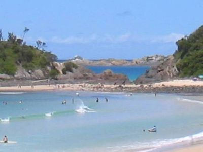 Photo for Acres of fun 3kms from Blueys Beach.