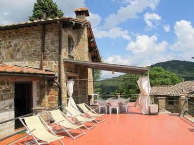 Photo for Vacation home Panzalla (SPC152) in San Polo in Chianti - 8 persons, 4 bedrooms