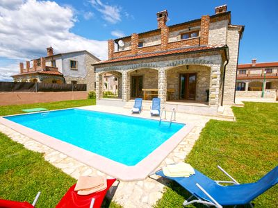 Photo for A beautiful charming Villa with a private pool - on an ideal location