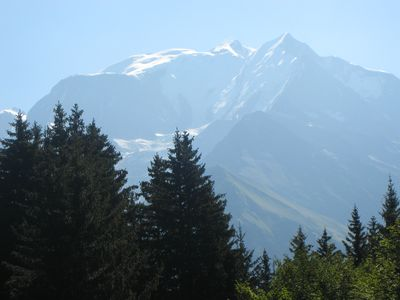Photo for Savoyard family cottage of altitude on tracks of Bettex Saint Gervais baths
