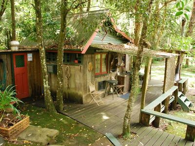 Photo for The Old Brush Rainforest Cabins