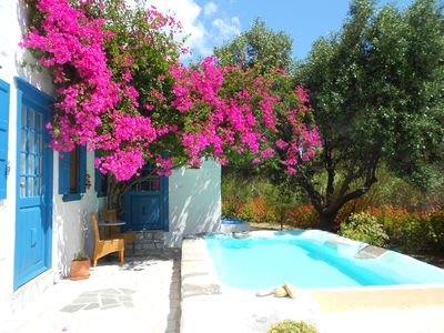 Photo for Beautiful country home on Syros island, Greece