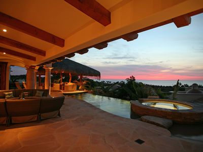 Photo for Timeless Style, Endless views, Walking distance from best beach in Cabo!