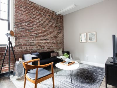 Photo for Modern 3BR in Downtown Crossing by Sonder