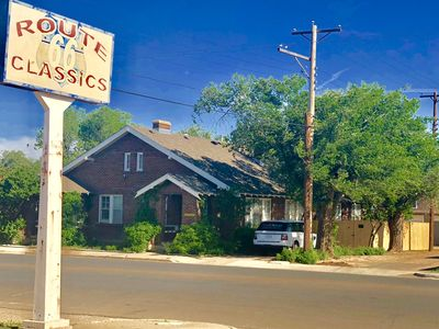 Photo for Hubbell Duplex A&B on Historic Route 66