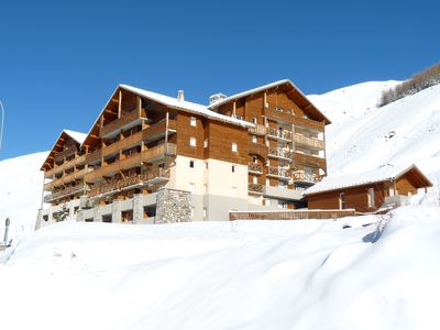 Photo for Pleasant apartment fos allos / residence balconies of the sun / beautiful view