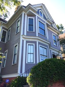 Photo for Two Story Light Filled Victorian Apartment near Forsyth Park SVR-00216