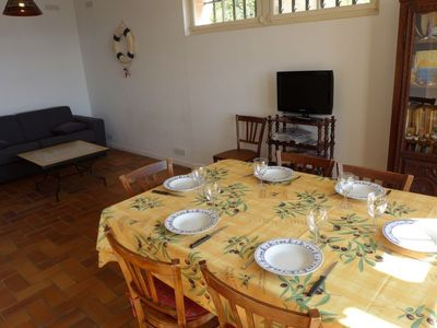 Photo for Vacation home La Galine in Agay - 6 persons, 3 bedrooms