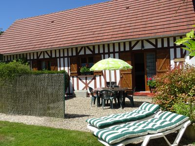 Photo for Clean, Comfortable Cottage. Ideal for couples or families. LA MAISMENT.