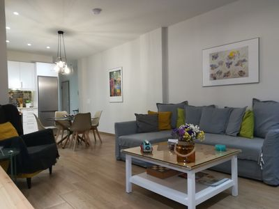 Photo for Downtown renovated apt. Your 2nd home in central Athens