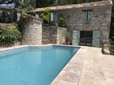 Photo for Mas du Loup Quercy - beautiful newly renovated 18th century holiday cottage