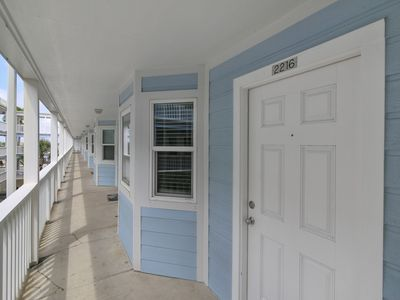 Photo for Amazing Modern Beach Suite 2216 with Gulf View near Golf Course