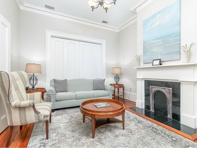 Photo for Lovely 4BR 3.5BA, Up To 12 Guests, Large Courtyard