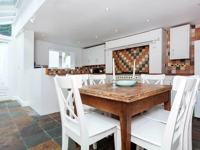 Photo for Close to desirable South Kensington - classic English home with garden (Veeve)