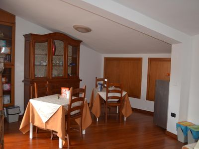 Photo for Spacious Casa Irma apartment in Sassari with WiFi, integrated air conditioning, private roof terrac…