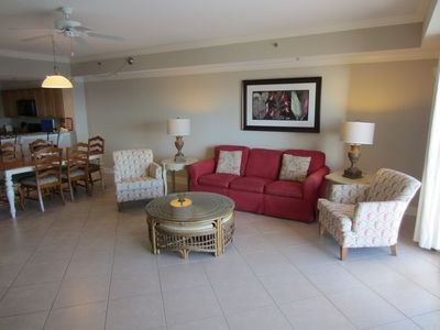 Photo for Escapes to the Shores 1104 Orange Beach Gulf Front Vacation Condo Rental - Meyer Vacation Rentals