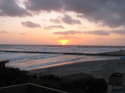 Photo for Remodeled and Designer Decorated 1 Bedroom Condo with Amazing Ocean View