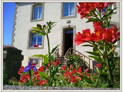 Photo for 2BR House Vacation Rental in Plonévez-Porzay, Bretagne