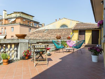 Photo for 3BR Apartment Vacation Rental in bologna