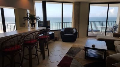 Photo for Unbelievable Views !! Direct Oceanfront !! 2 King Beds!!