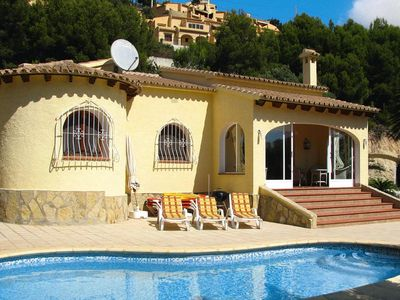Photo for 2BR Resort Vacation Rental in Moraira