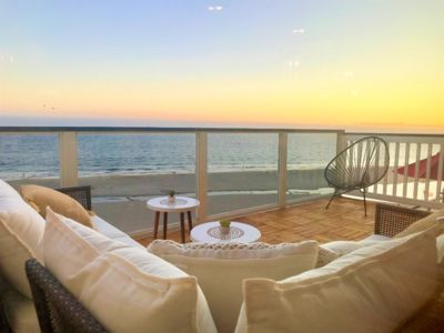 Photo for LUXURY OCEAN FRONT Penthouse. 1/2 Block to Beach!