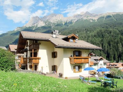 Photo for Apartment Haus Carmen (SOF801) in Soraga di Fassa - 4 persons, 2 bedrooms