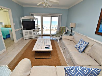 Photo for Beautiful East Orange Beach - Gulf Front with Boat Slip Access! Summer Booking now!