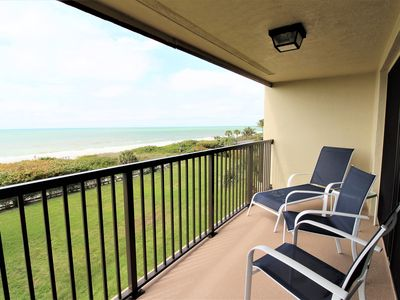 Photo for Lands End Gulf Front 4th Floor Corner Condo w/ Free WiFi & Complex Heated Pool