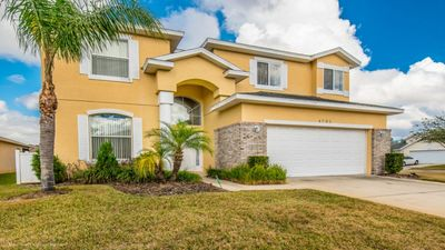 Photo for Budget Getaway - Crystal Cove - Amazing Spacious 7 Beds 4.5 Baths Villa - 6 Miles To Disney