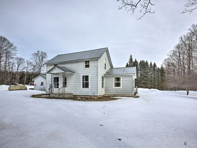 Photo for NEW! Home near Manistee River, 10 Mi to Fife Lake!