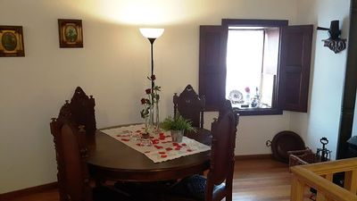 Photo for Cottage Geres fully equipped kitchen 2 bedrooms hiking trails air conditioning