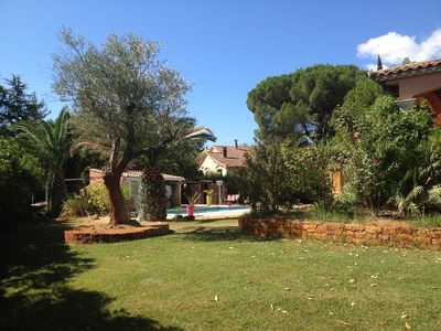 Photo for 4BR Villa Vacation Rental in Paulhan, Languedoc roussillon