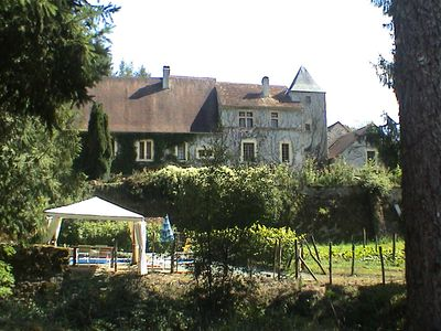 Photo for Independent gite in XVIIIth century property