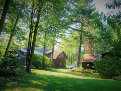 Photo for Spaceous Retreat, minutes from downtown Lenox, Kripalu and Tanglewood Main Gate