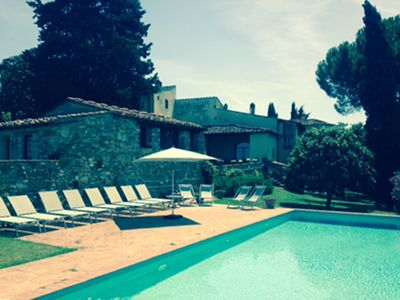 Photo for Villa near Florence and golf ,ideal for family holidays and celebrations