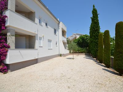 Photo for Apartment 250 m from the beach | Quiet location in center | for 2-4 persons