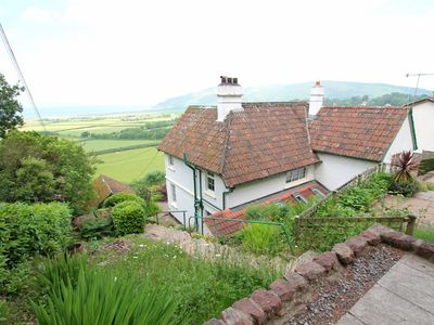 Photo for Elthorne - sleeps 8 - sea views in Porlock