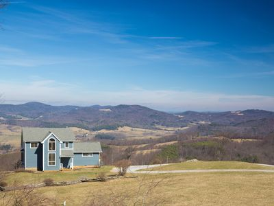 Photo for Whitetail Spur - Panoramic Valley View!