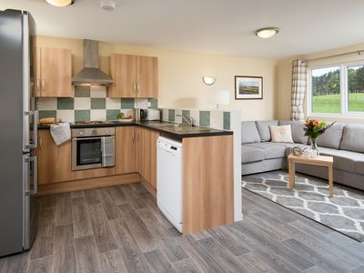 Photo for Tyne - sleeps up to 6, pet friendly, with communal Function Hall/Games Room