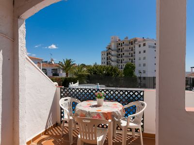 Photo for Apartment in the center of Nerja w/Terrace and Pool - Verano Azul Canovas (61)